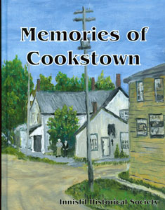 Memories of Cookstown book cover