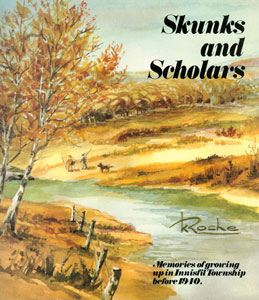 Skunks and Scholars book cover
